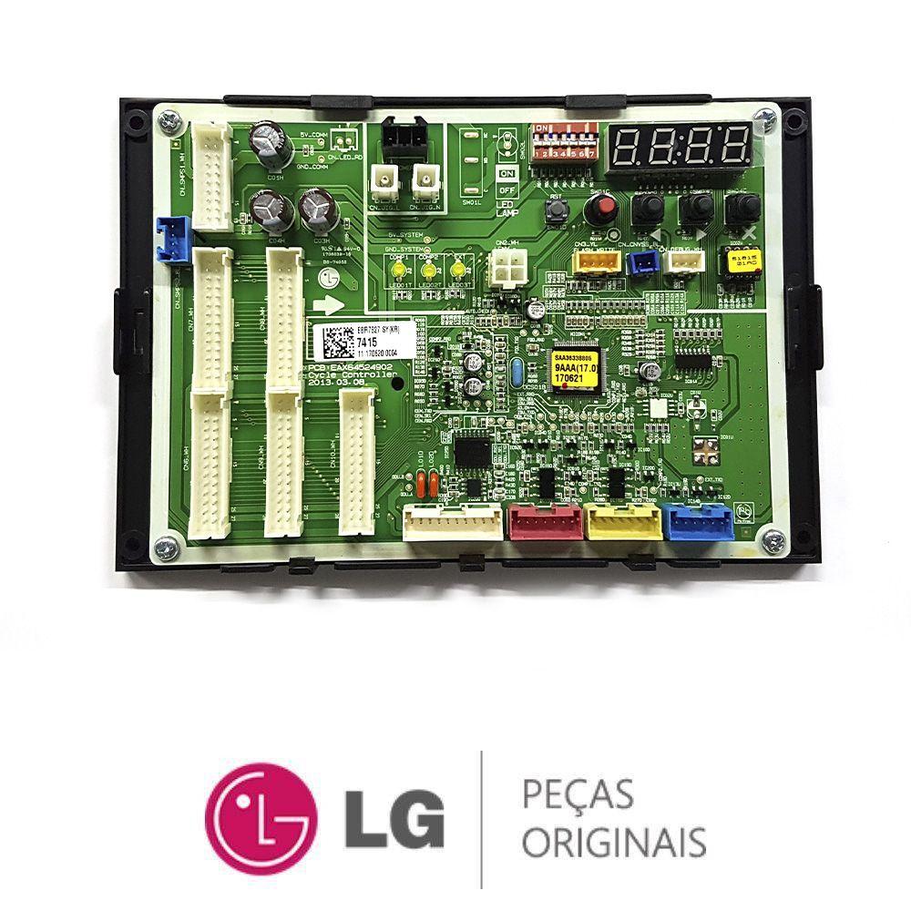 Placa Da Condensadora LG BRWN100BAS4 EBR78277415
