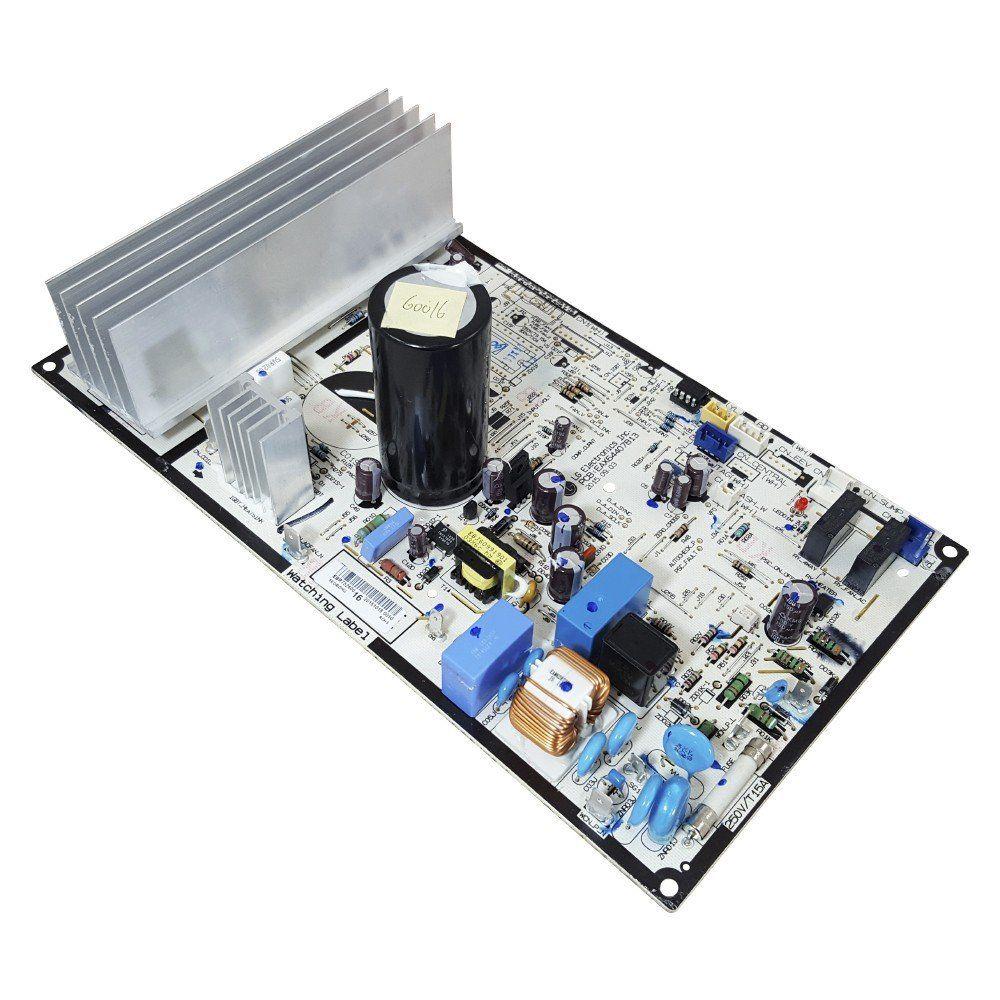 Placa da condensadora LG  Inverter USUW122HSG3