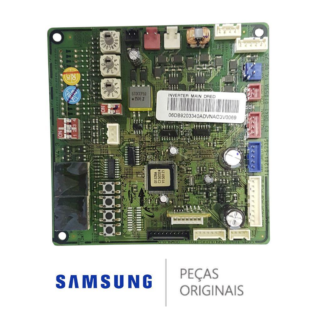 PLACA DISPLAY DVM AR CONDICIONADO SAMSUNG - DB92-03340A