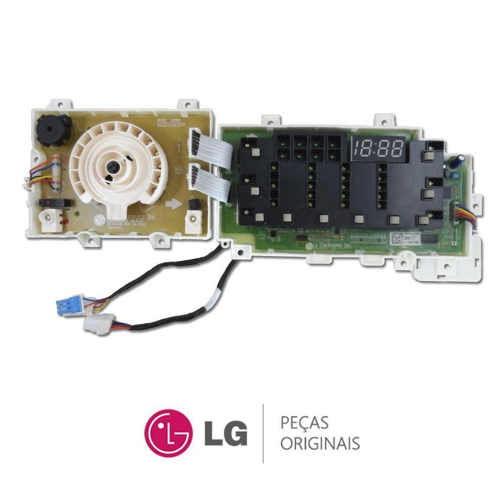 Placa Display Interface Lava Seca Lg Ebr74143641 Wd-1412rta5