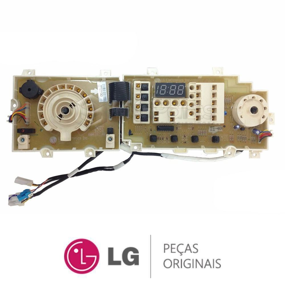 PLACA DISPLAY INTERFACE LAVA E SECA LG WD-1485 EBR67836628