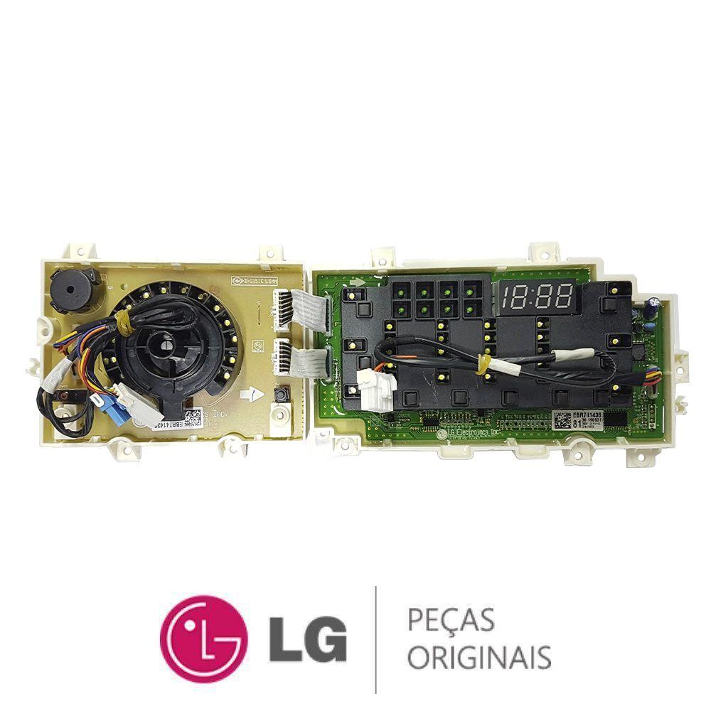 PLACA DISPLAY LAVA E SECA LG WD1485ATA EBR74143681