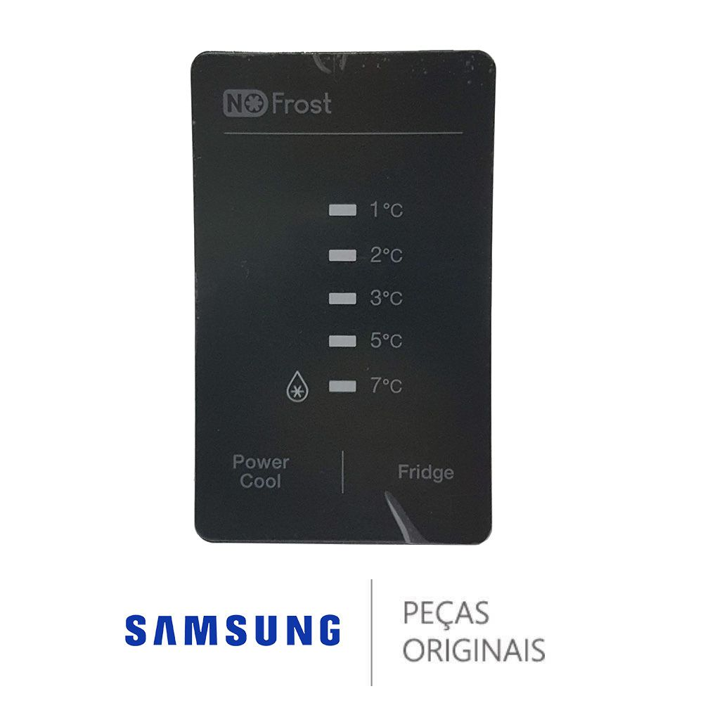 PLACA DISPLAY REFRIGERADOR SAMSUNG - DA97-13300K