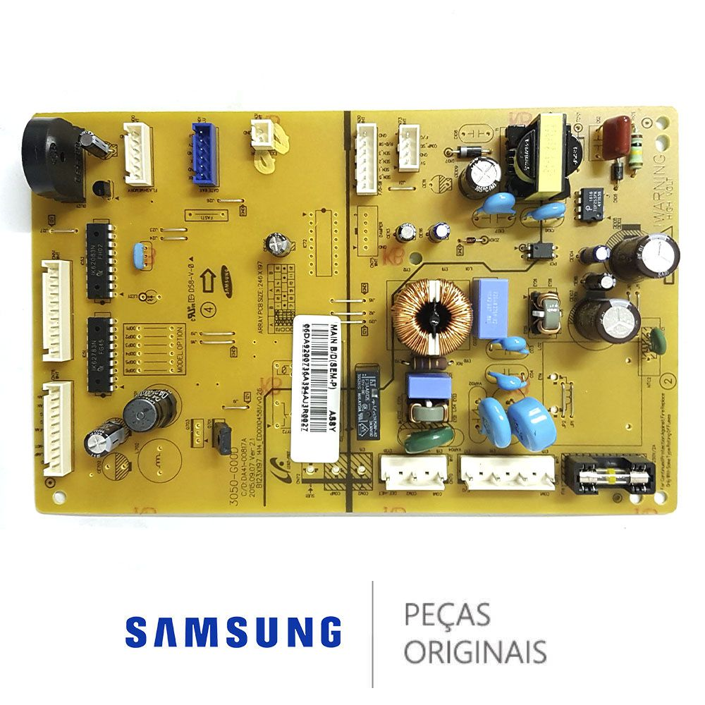 PLACA DO REFRIGERADOR SAMSUNG DA92-00736A