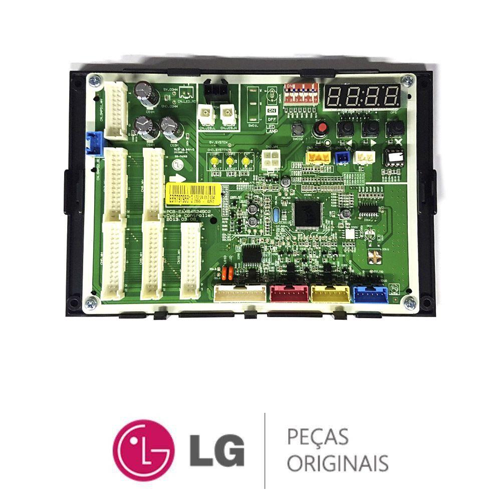 Placa Eletrônica Condensadora Lg ARUB160LTE4 EBR79795813