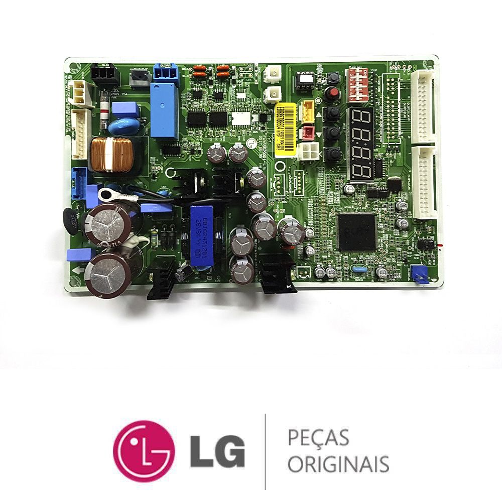 Placa Eletrônica LG ARUM140BTE5 EBR85786604