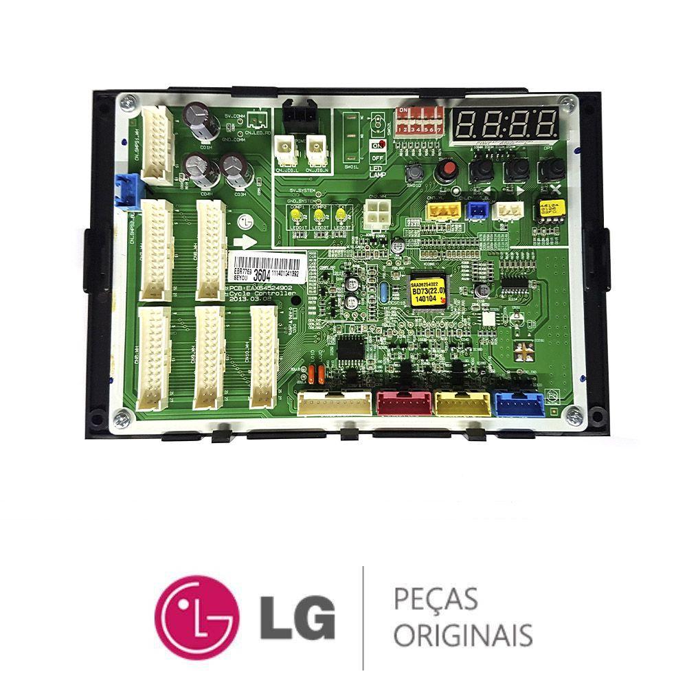 Placa Eletrônica Condensadora Lg ARUV140LTS4 EBR77693604