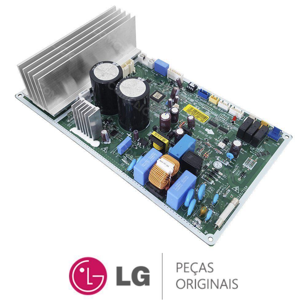 Placa Eletrônica Condensadora Lg ASUQ182CSA1 EBR74149602