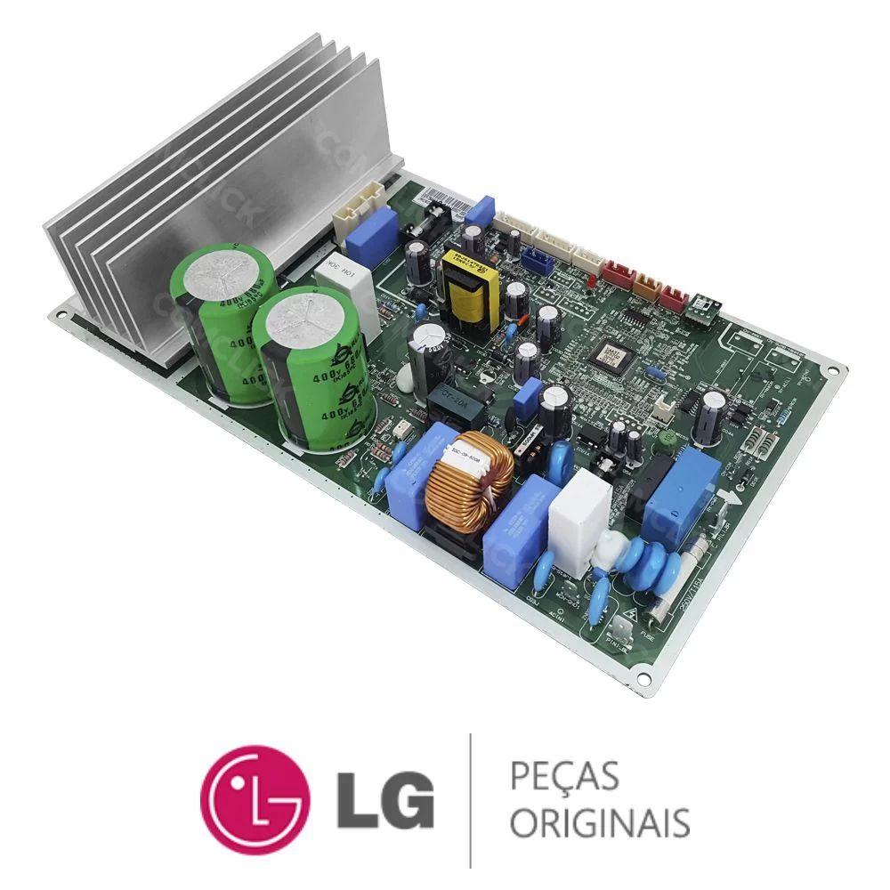 Placa Eletrônica Condensadora Lg AUUQ18GH2 EBR79441201
