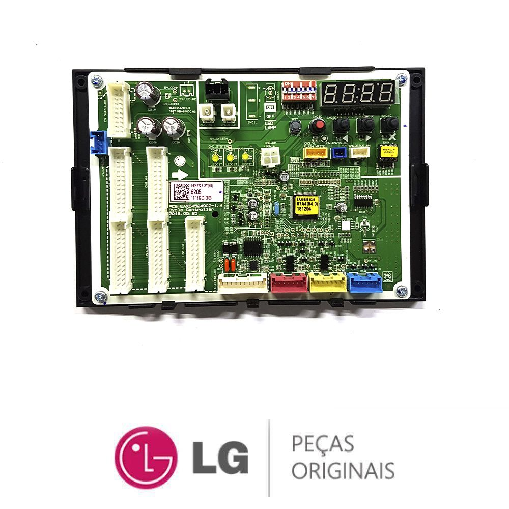 Placa Eletrônica Condensadora Lg BRUN120LTE4 EBR77286205