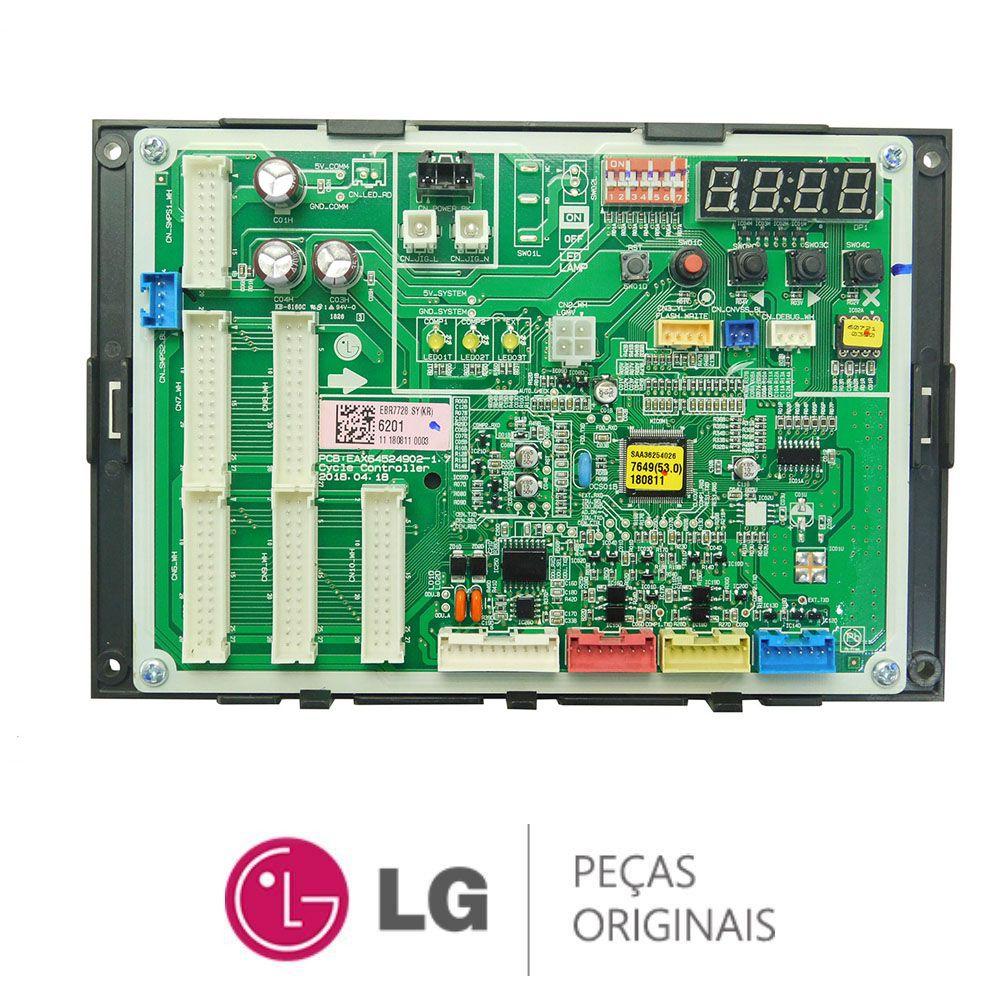 Placa Eletrônica Condensadora Lg BRUN200LTE4 EBR77286201