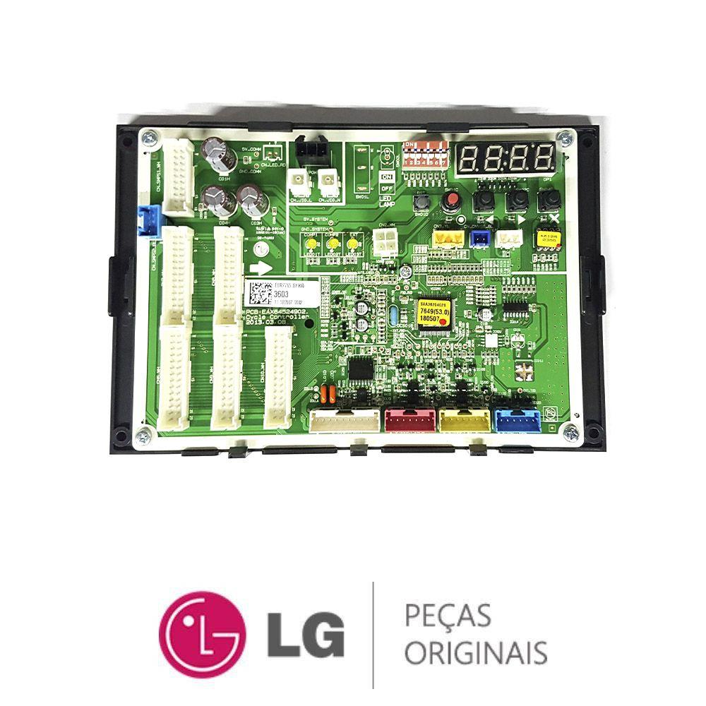 Placa Eletronica Condensadora Lg BRUV160LTS4 EBR77693603