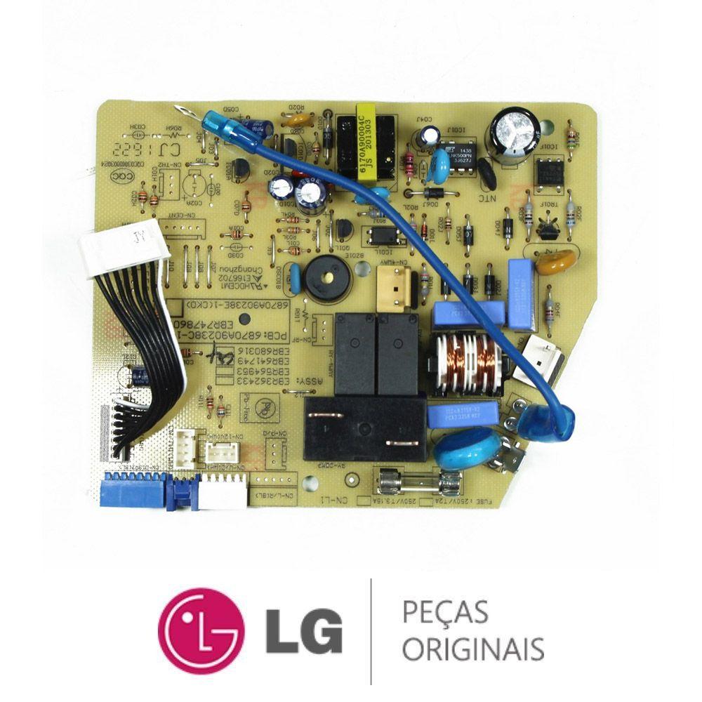PLACA EVAPORADORA AR CONDICIONADO LG - EBR64174904
