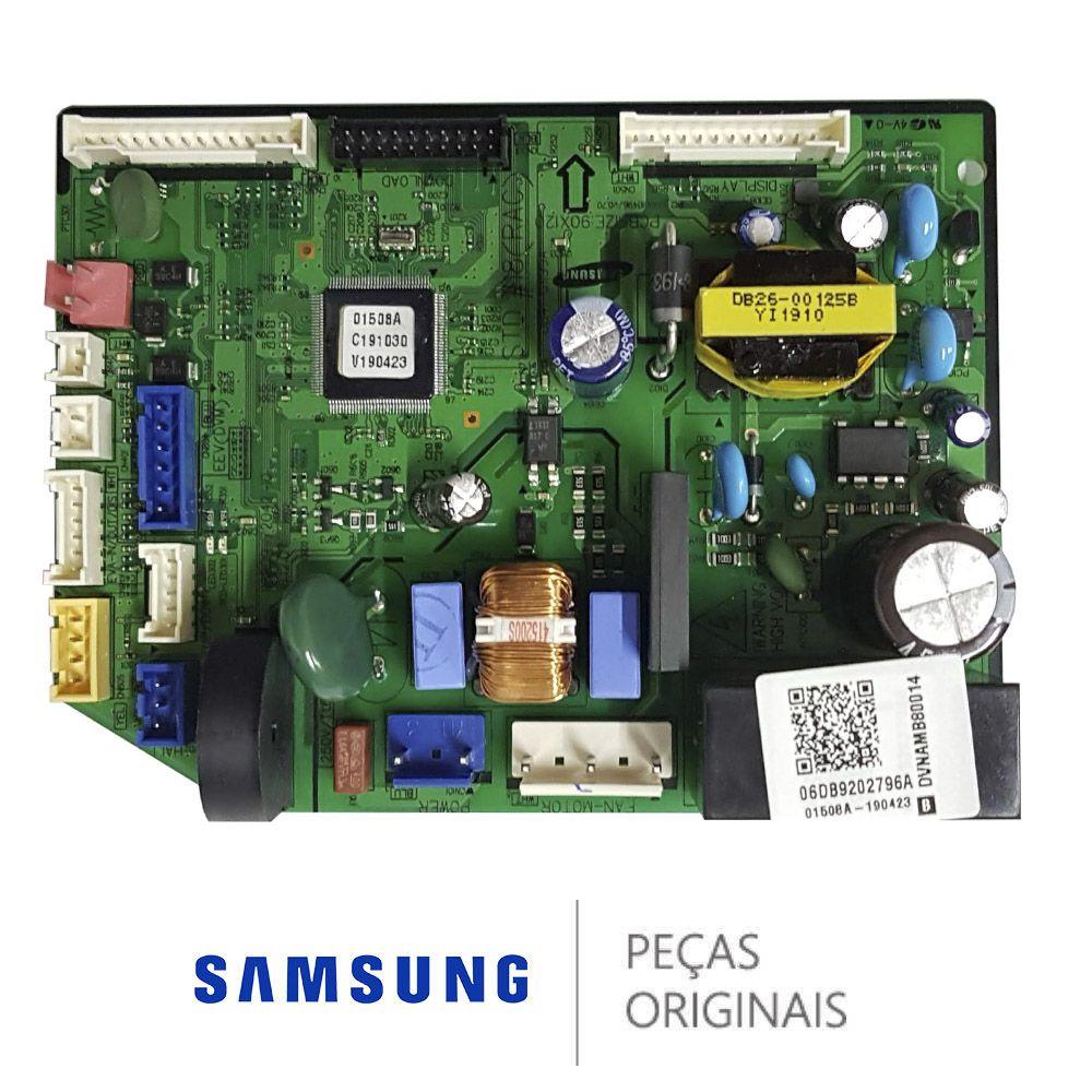 PLACA EVAPORADORA AR CONDICIONADO SAMSUNG - DB92-02796A