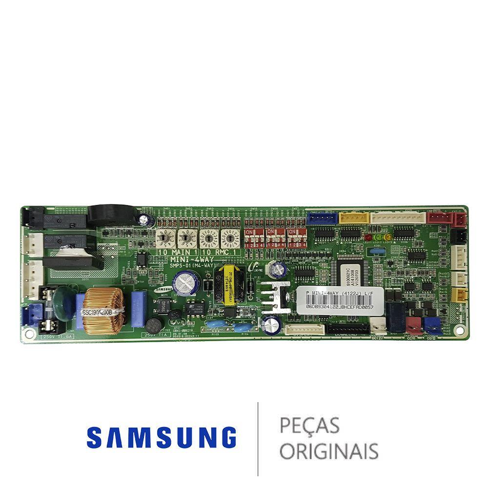 PLACA EVAPORADORA AR CONDICIONADO SAMSUNG - DB93-04122J