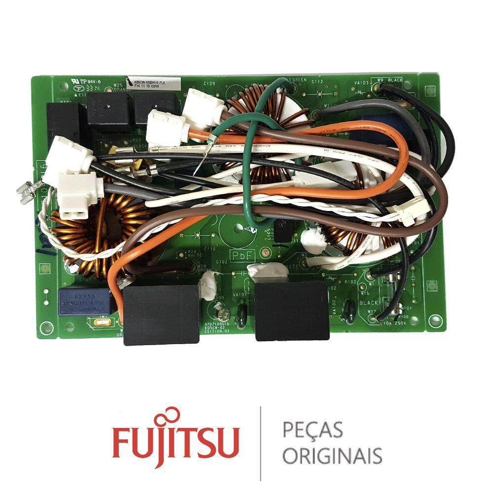 PLACA FILTRO K05CW-1000HUE-FL0 FUJITSU AOBR24LFL 9709217047