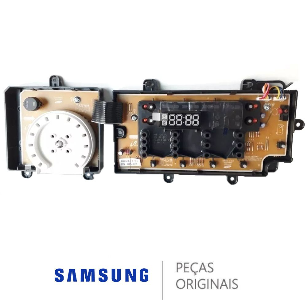 PLACA INTERFACE LAVA E SECA SAMSUNG ORIGINAL WD136 DC92-00905A