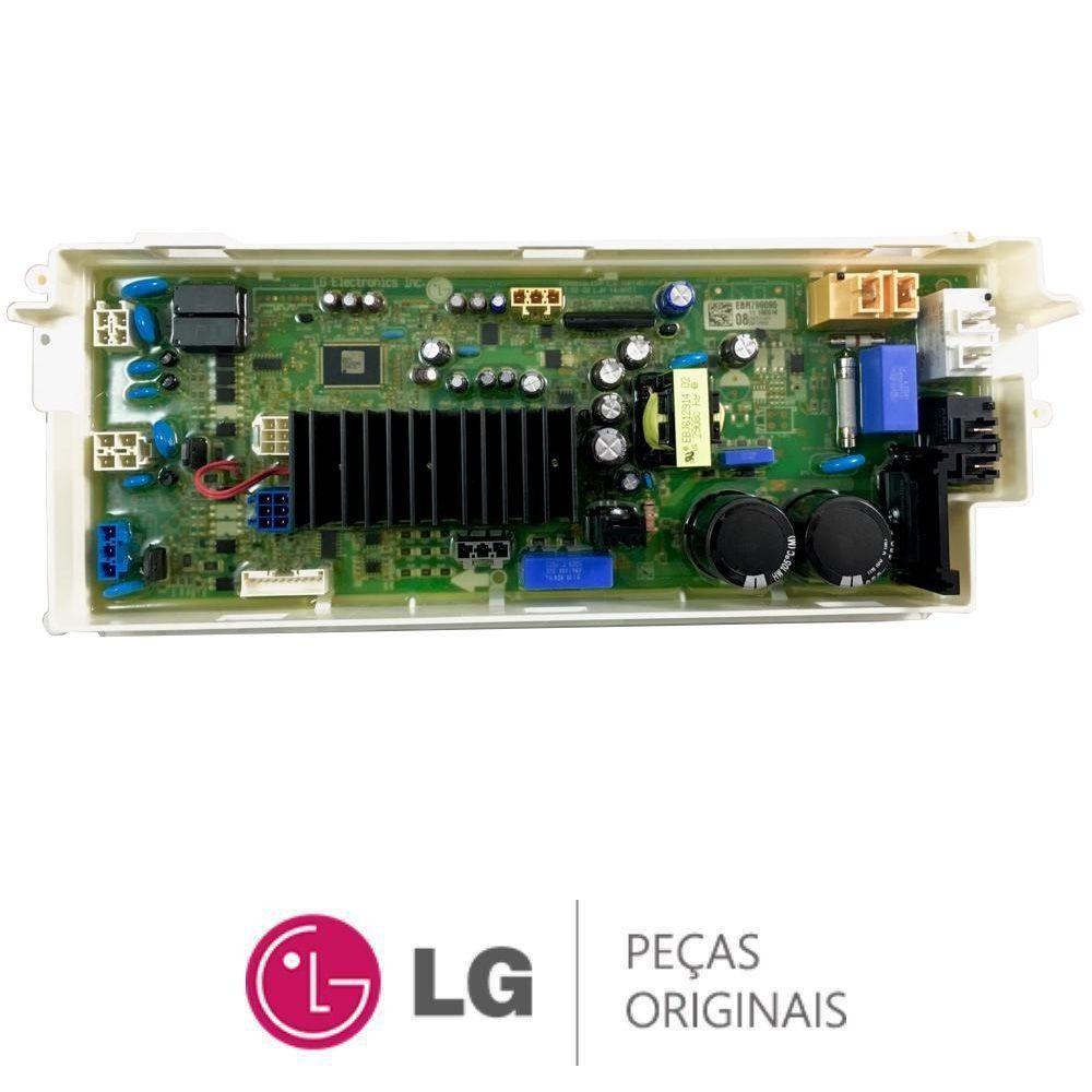 PLACA LAVA E SECA LG 127V WD11EP6 EBR79909508