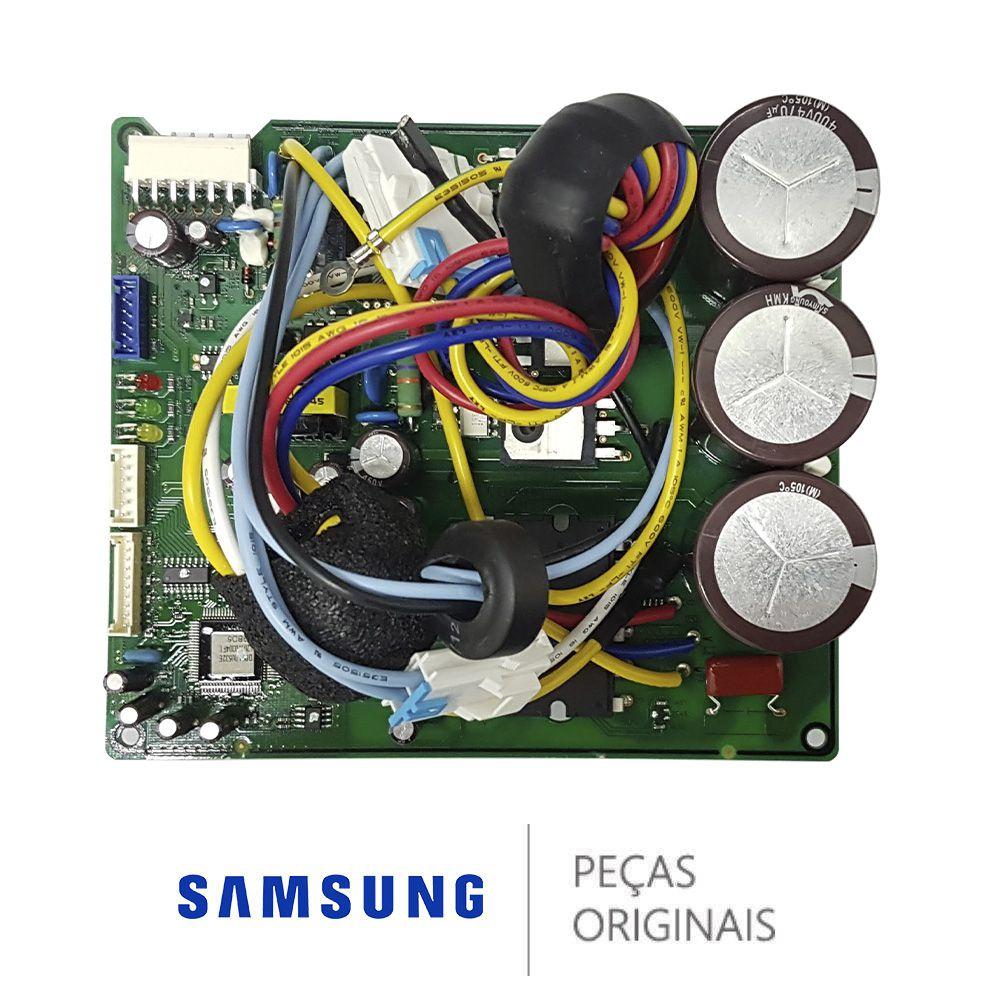 PLACA PRINCIPAL CONDENSADORA AR CONDICIONADO SAMSUNG AQV12VBEX DB93-08389T