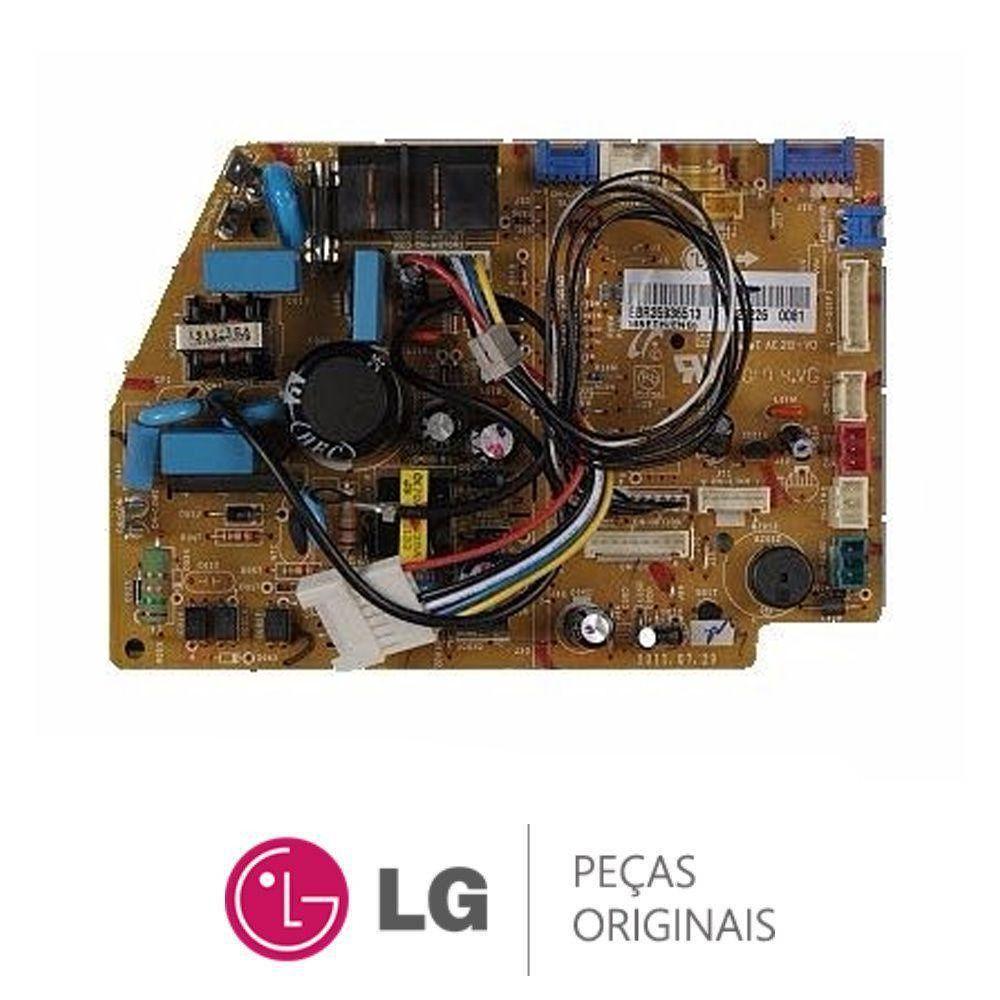 Placa Principal Evaporadora Ar Cond. Split Lg Ebr35936513