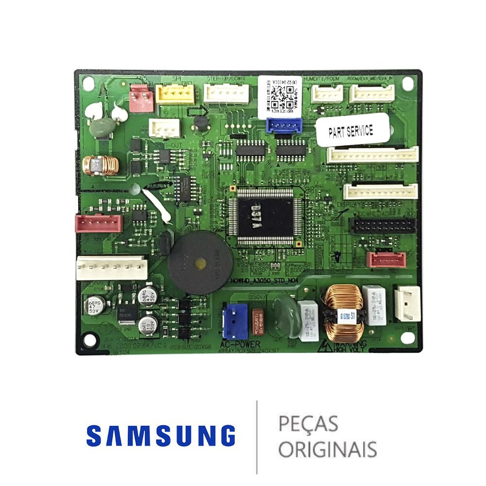 PLACA PRINCIPAL EVAPORADORA AR CONDICIONADO SAMSUNG DB92-04101A