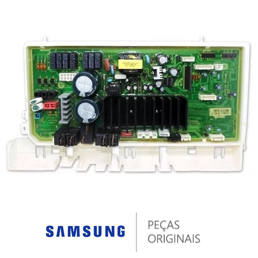 PLACA PRINCIPAL LAVA E SECA SAMSUNG 220V WD9102 DC92-00237S