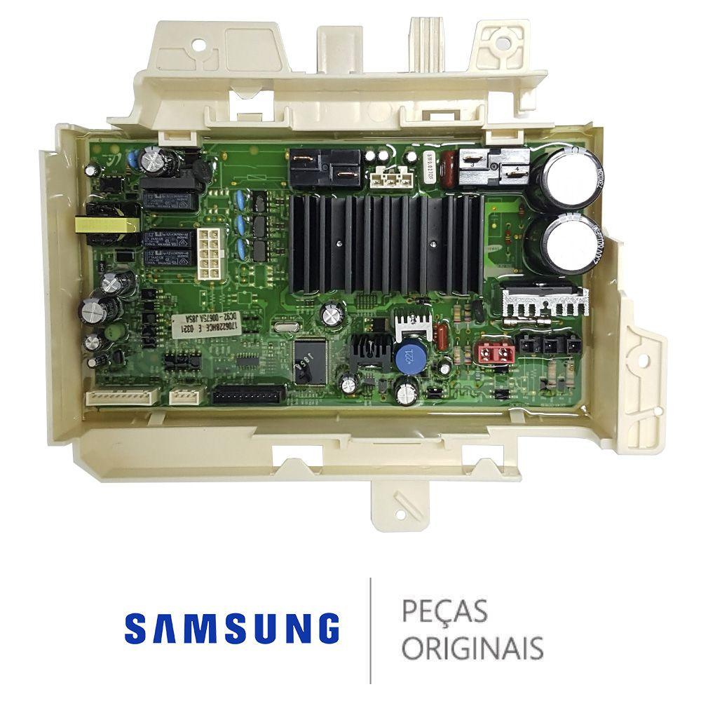 PLACA PRINCIPAL LAVA E SECA SAMSUNG WF1124XBCF DC92-00675A