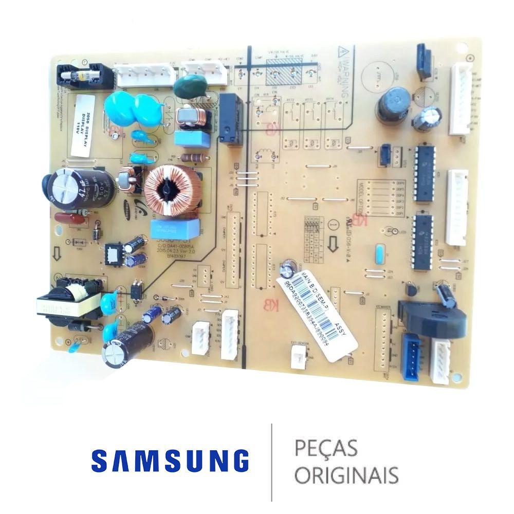 Placa Principal Refrigerador Samsung Da92-00460b Rt35feajdsl