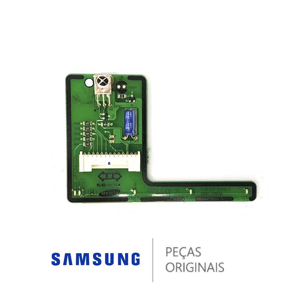 PLACA RECEPTORA EVAPORADORA AR CONDICIONADO SAMSUNG PC1BWSEAN DB92-02802A