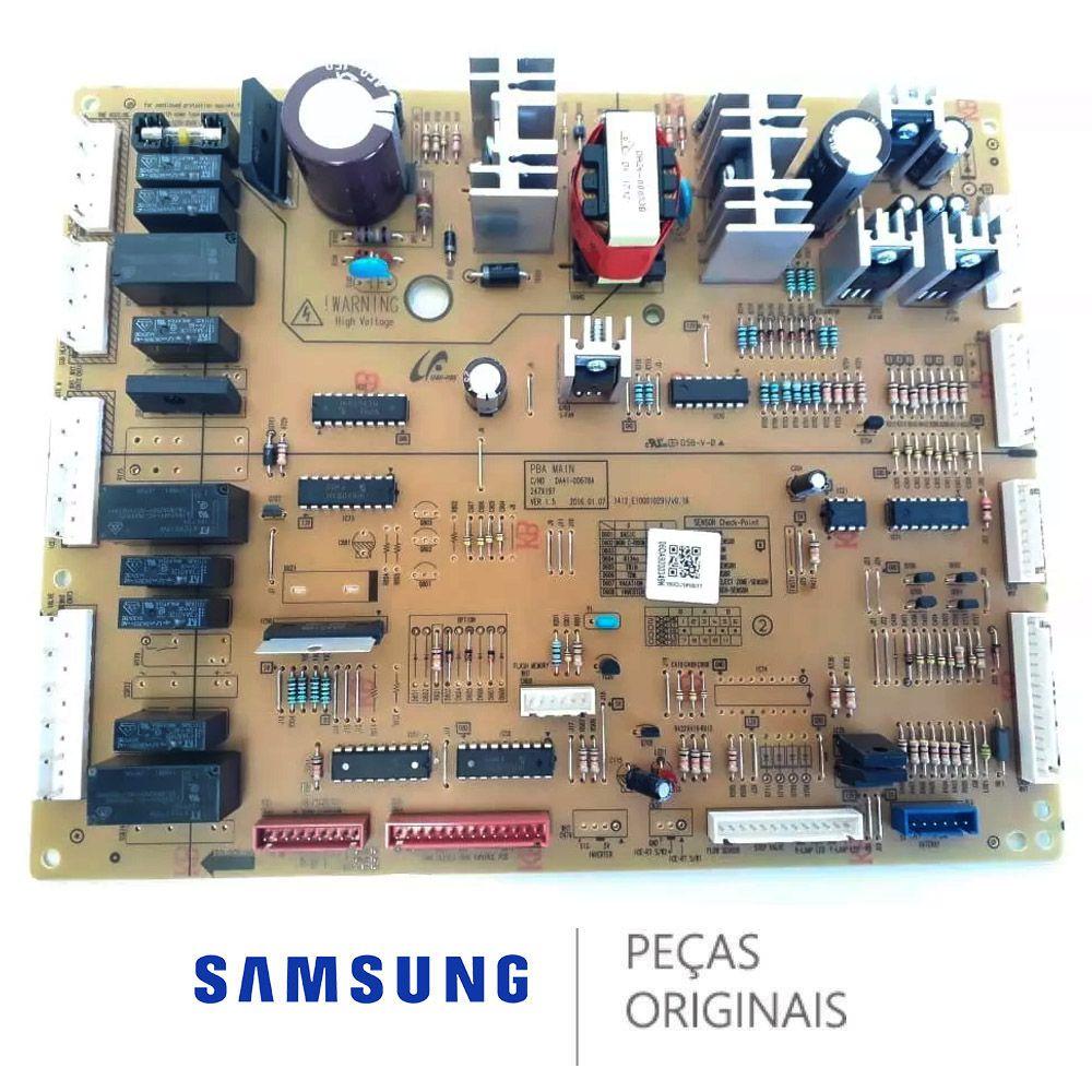Placa Refrigerador Samsung RS21HKL 127V - DA92-00349K