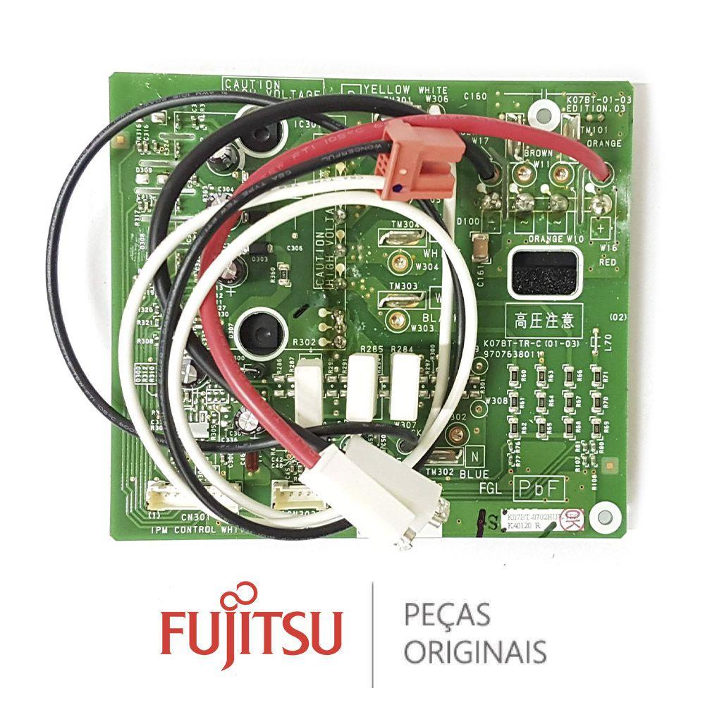 PLACA TR K07BT-0702HUE-TR0 FUJITSU 9707669039