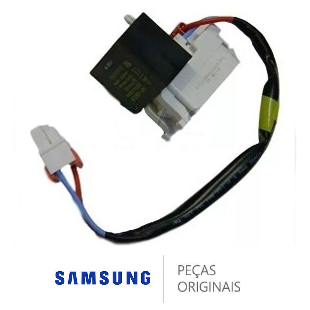 Rele Ptc Do Compressor Refrigerador Samsung Original 127v