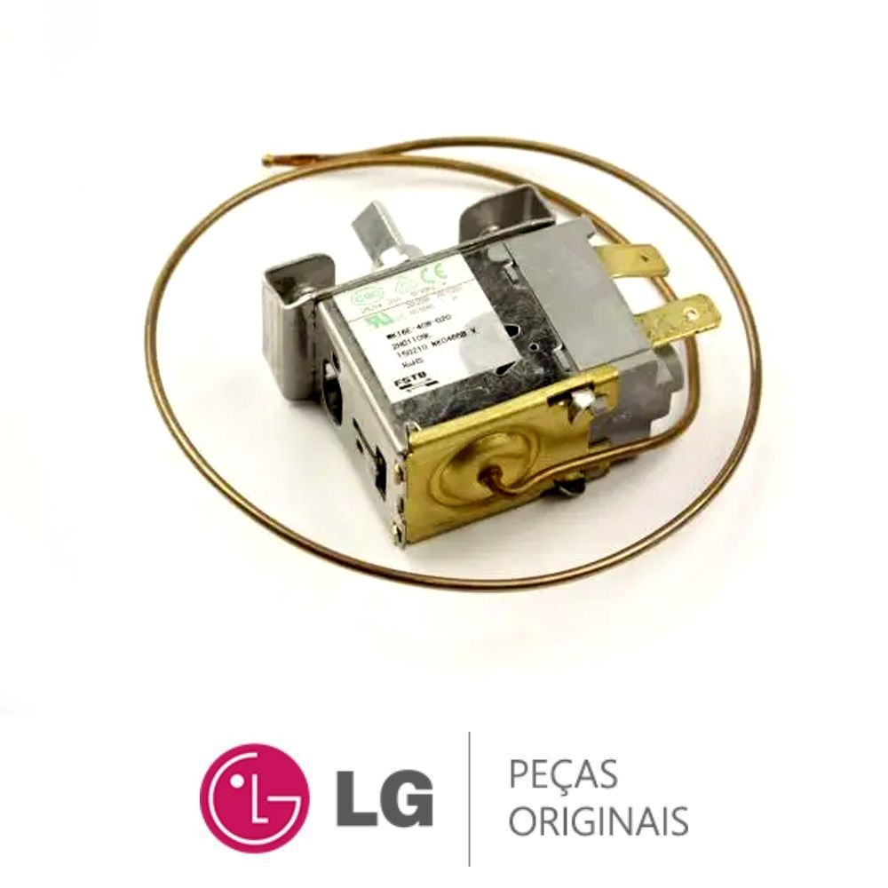 TERMOSTATO BIMETALICO (PROTETOR TERMICO) LG - 2H01109L