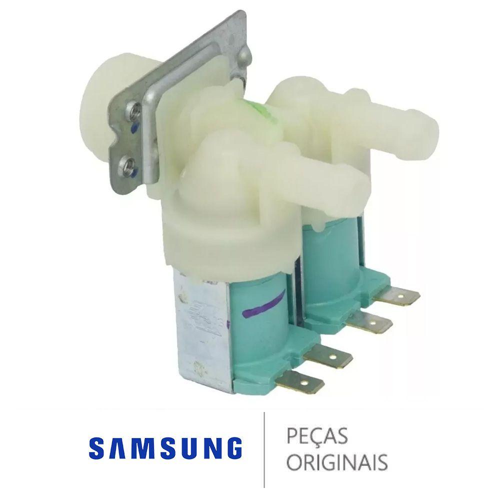 Válvula De 2 Vias Lavadoras Samsung 127 v DC62-00024N