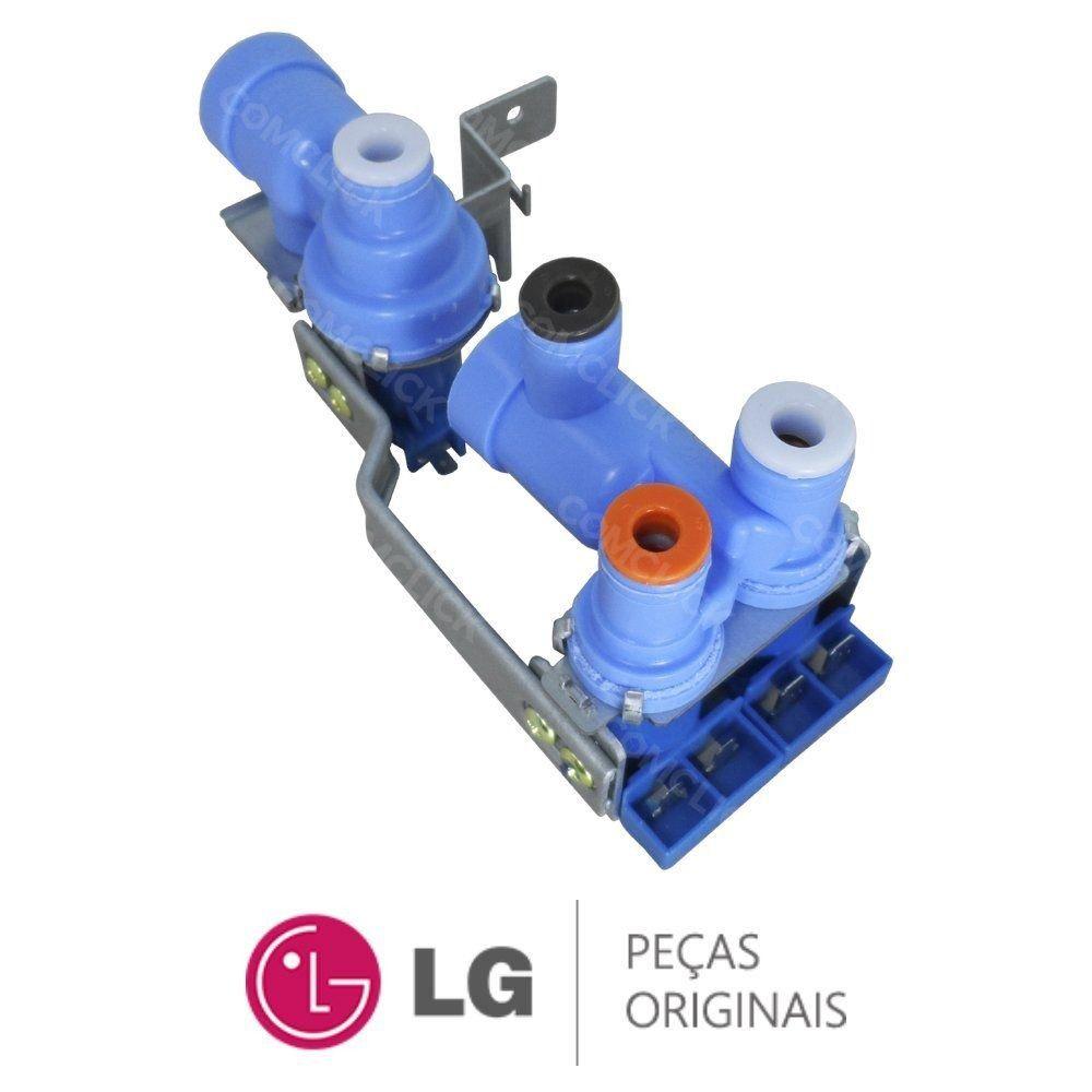 Válvula De Água Refrigerador Lg 127v 5221ja2006b