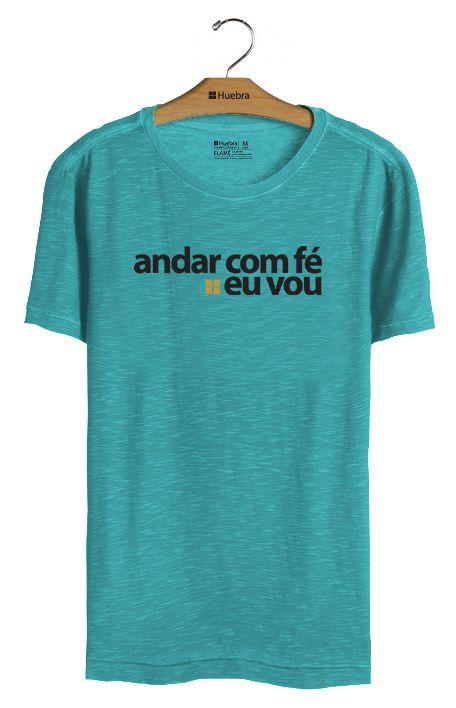 T.shirt Andar com Fé