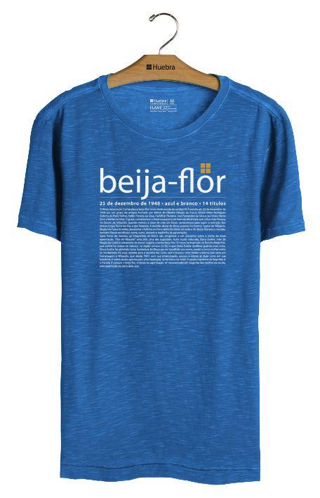 T.shirt Beija - Flor