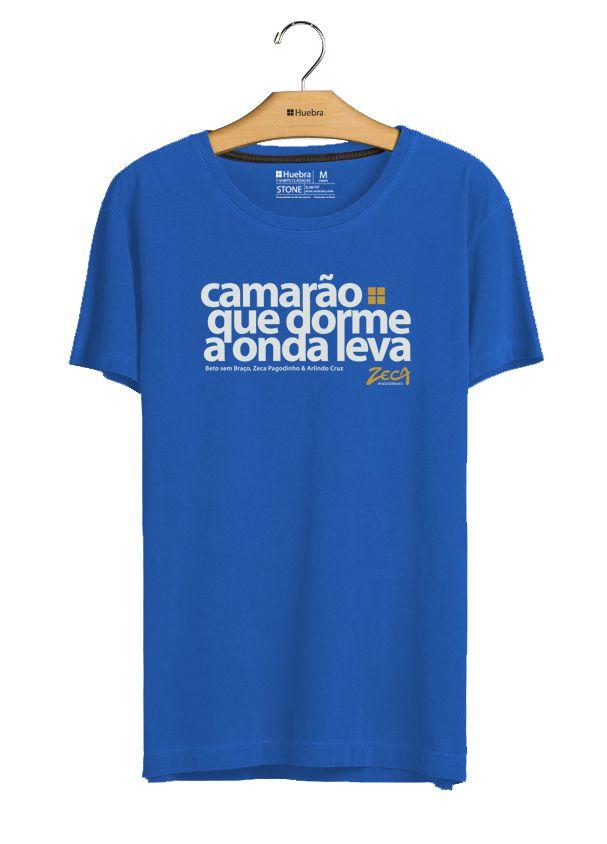 T-shirt Camarão