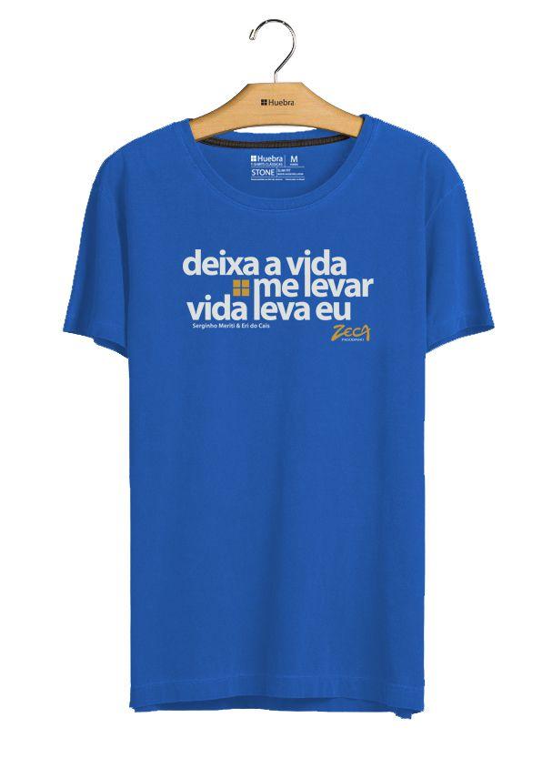 T-shirt Deixa a Vida