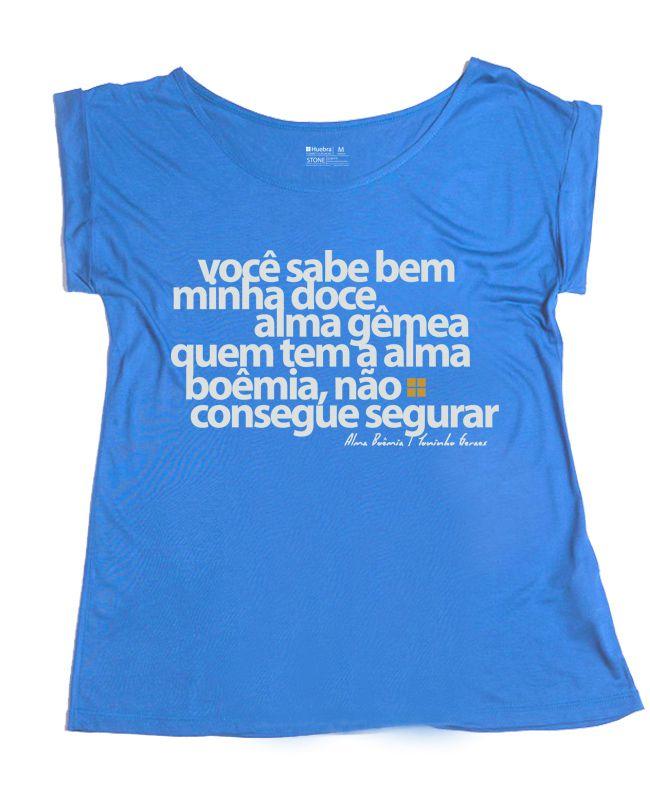 T.shirt Gola Canoa Alma Boêmia