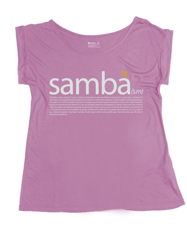 T.shirt Gola Canoa Samba s.m