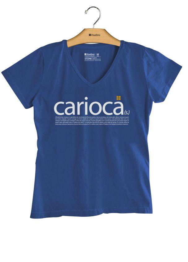 T.shirt Gola V Carioca