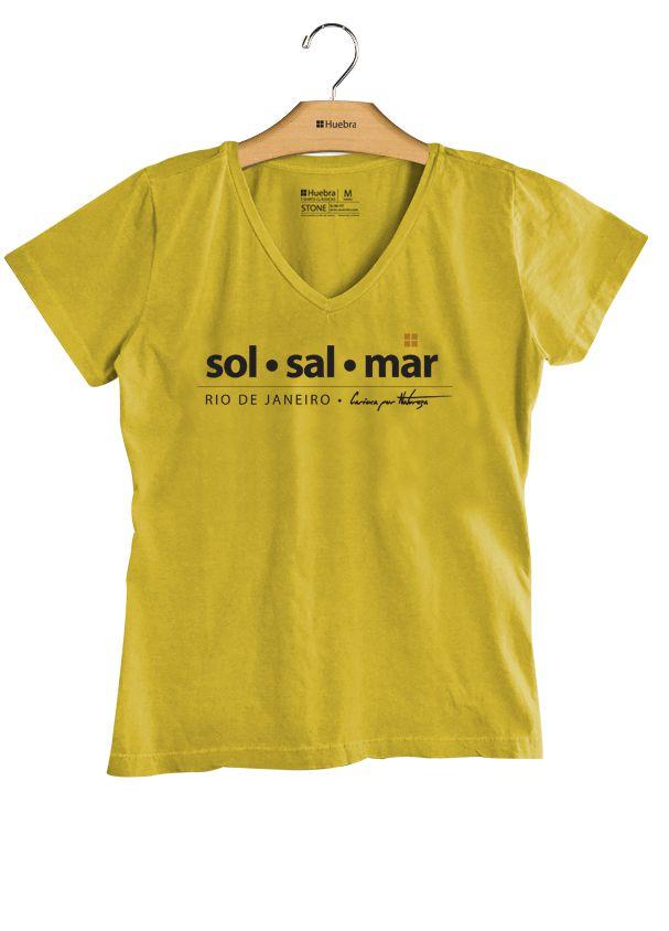T.SHIRT Gola V Sol