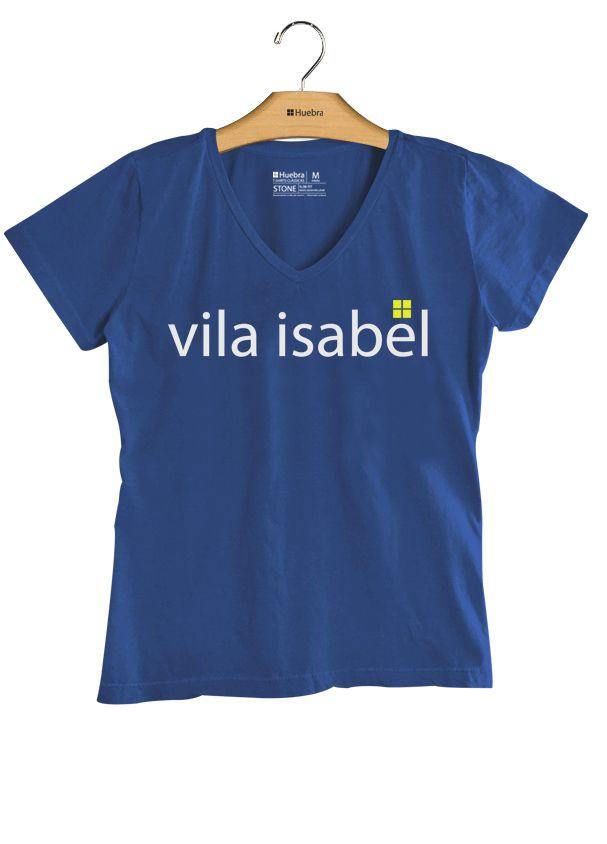 t.shirt Gola V Vila Isabel 2019