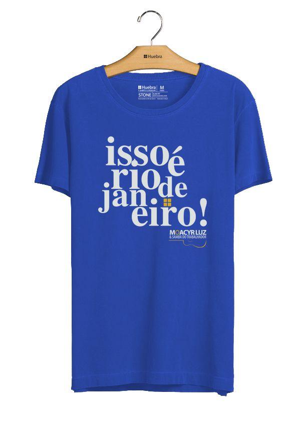 T.shirt Isso é Rio