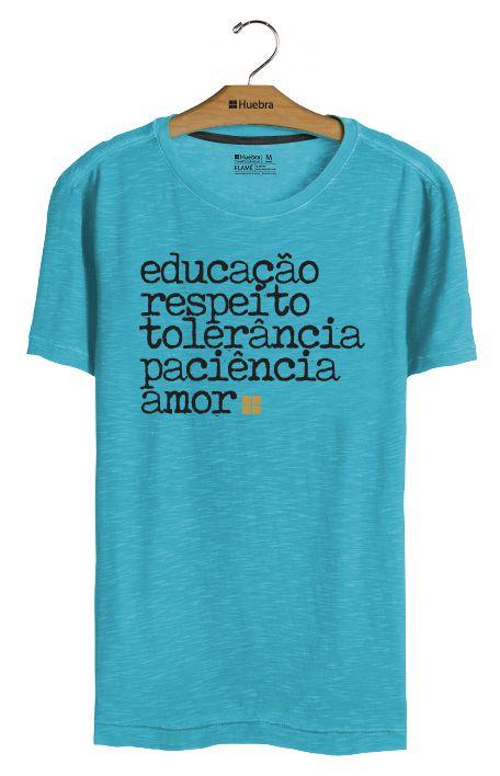 T-Shirt Palavras 2