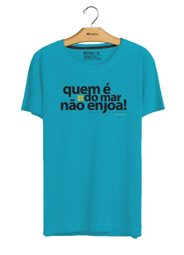 T.shirt Quem é do Mar
