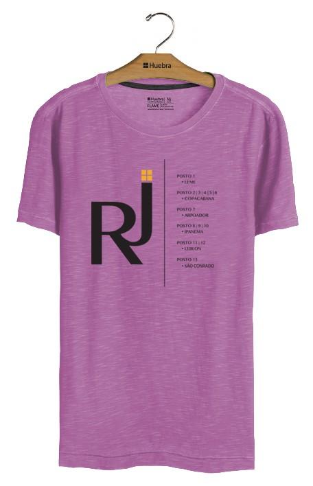 T-shirt RJ Postos