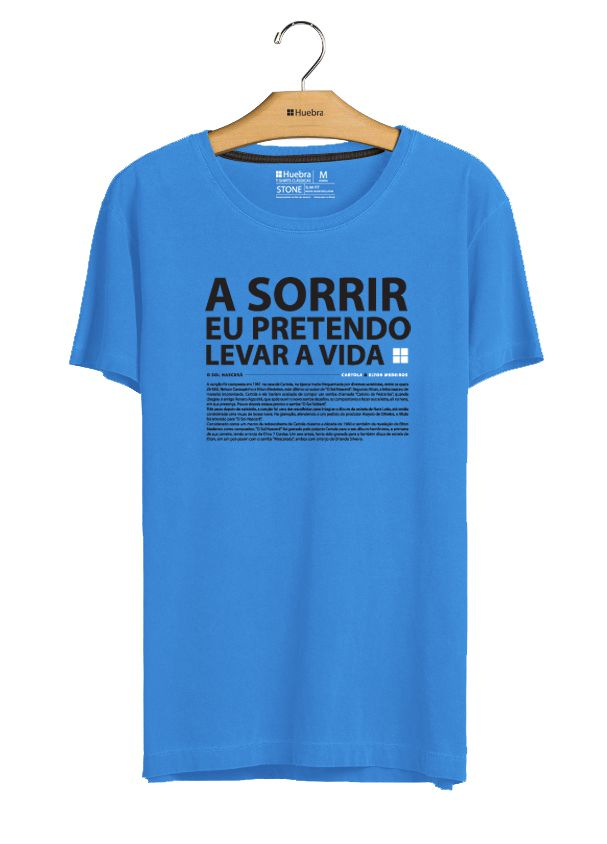 T.shirt Sorrir