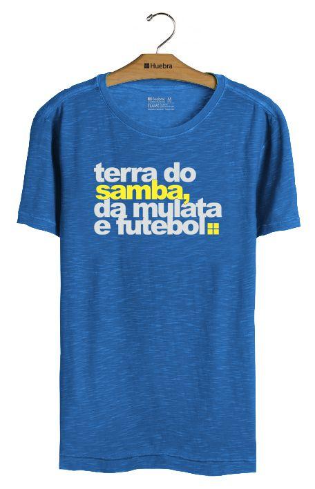 T.shirt Terra do Samba